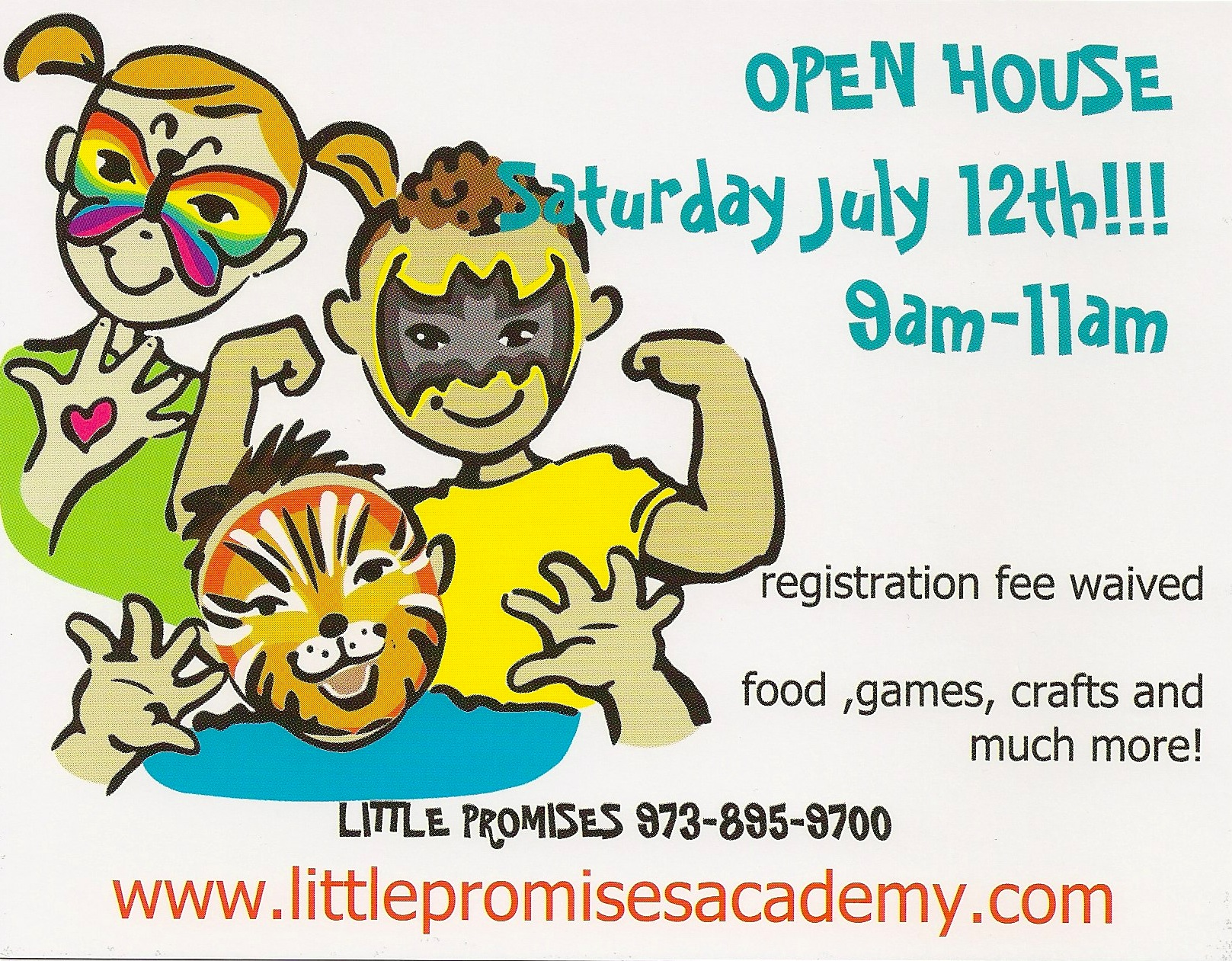 Little Promises Academy - Open House