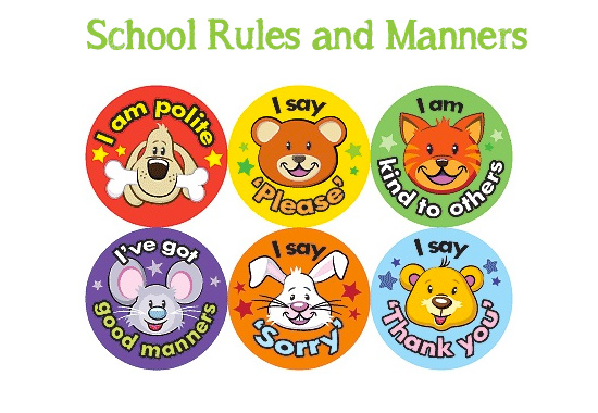 school-rules-and-manners
